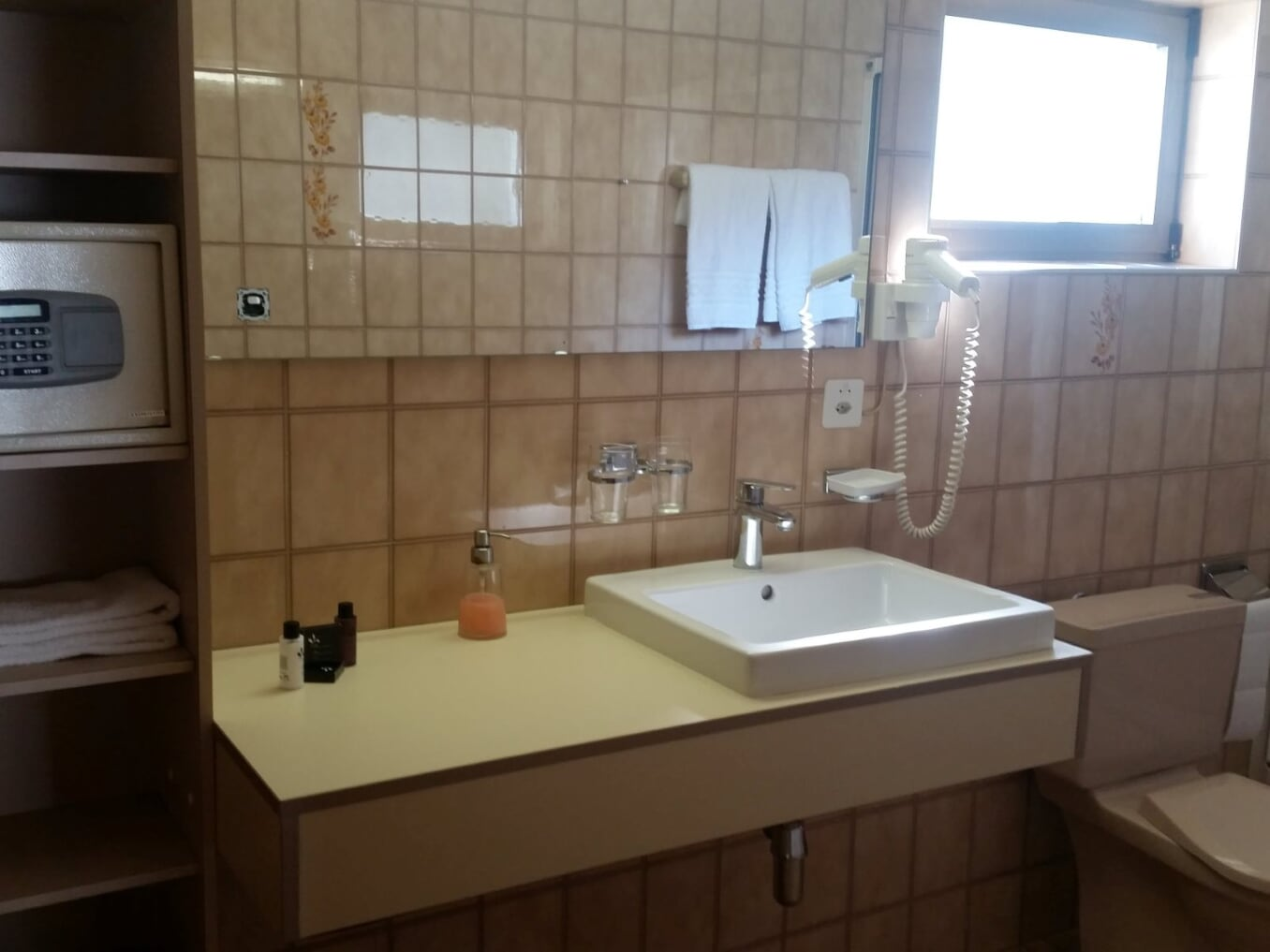 Bathroom - Hotel - Motel des Sports - Martigny